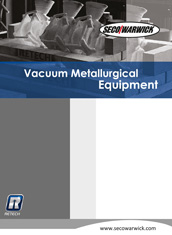 Seco Vacuum Metallurgical Equipment